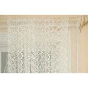 Art   Home Delicate Vine Single Drape Panel