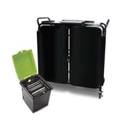 Copernicus Tech Tub  24-Compartment Laptop Storage Cart