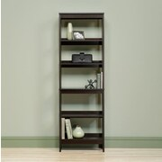 Sauder Beginnings 5-Shelf 73.7'' Standard Bookcase