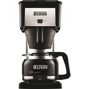 Bunn-O-Matic Corporation 10 Cup Coffee Maker; Black
