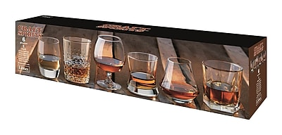 Libbey Perfect 6 Piece Glass Set WYF078278410941