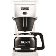 Bunn-O-Matic Corporation 10 Cup Coffee Maker; White