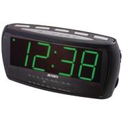Jensen AM / FM Radio Tabletop Clock