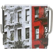 Evideco Brooklyn Wall Mounted Printed Toilet Tissue Roll Holder