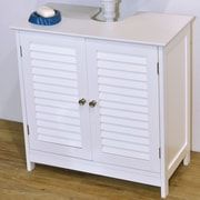 Evideco Florence 23.6'' W x 23.6'' H Cabinet