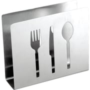 Cuisinox Napkin Holder w/ Flatware Cut-Out