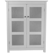 Elegant Home Fashions Connor 26'' x 34'' Free Standing Cabinet