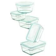 Glasslock 10 Piece Food Storage Container Set