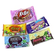 Hershey's Easter Chocolate Assortment Bundle, 2.9lb, Assorted Flavor, 5/Pack (22526)