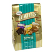 DeMet's Assorted Turtles, Chocolate, 17.5 oz, Milk Chocolate, Each