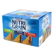 Nutri Grain Breakfast Bars Assorted, 48 Count