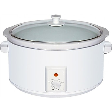 Brentwood 8-Quart Slow Cooker