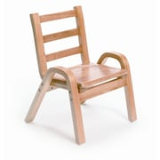 Angeles Wood Classroom Chair; 9''