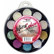 US Artquest Mica Watercolor Paint Palettes; Duo and Interference