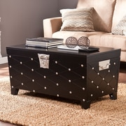Wildon Home   Ridgeway Storage Coffee Table Trunk