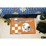 FANMATS NCAA University of Tennessee Starter Mat