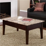 Dorel Living Contemporary Coffee Table with Lift Top