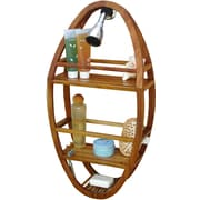 Aqua Teak Spa Teak Shower Caddy