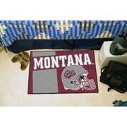 FANMATS NCAA University of Montana Starter Mat
