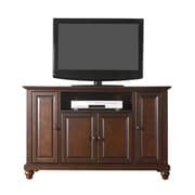 Hokku Designs Cambridge TV Stand; Vintage Mahogany