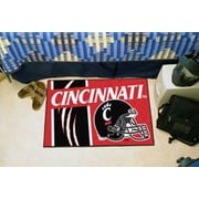 FANMATS NCAA University of Cincinnati Starter Mat