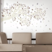 Room Mates Words of Nature Peel and Stick Giant Wall Decal