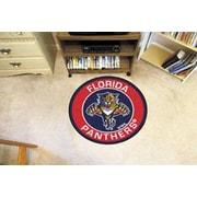 FANMATS NHL Florida Panthers Roundel Mat