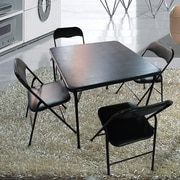 AdecoTrading 5 Piece Dining Set