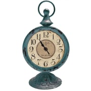 M Home Decor French Country Table Clock