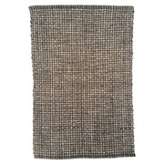 Artim Home Textile Terra Chocolate Area Rug; 2' x 3'