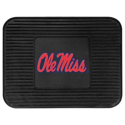 FANMATS NCAA University of Mississippi (Ole Miss) Utility Mat WYF078278416009