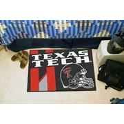 FANMATS NCAA Texas Tech University Starter Mat