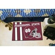 FANMATS NCAA Mississippi State University Starter Mat