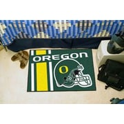 FANMATS NCAA University of Oregon Starter Mat