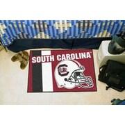 FANMATS NCAA University of South Carolina Starter Mat