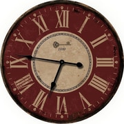 Nora Lane French Decor 24.5'' Wall Clock