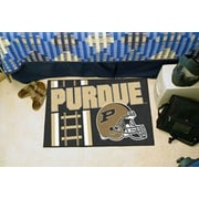 FANMATS NCAA Purdue University Starter Mat