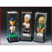 Caseworks International 9.50'' Single Bobblehead Display Case; No