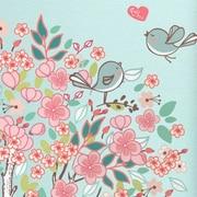 My Wonderful Walls Spring Love Tree Wall Decal Kit