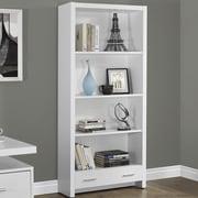 Monarch Specialties Inc. 71'' Standard Bookcase