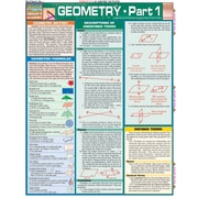 BarCharts, Inc. - QuickStudy® Geometry Reference Set