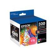 Epson® PictureMate 400 320 Color Photo Cartridge for PictureMate PM-400 Printer