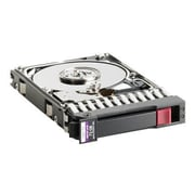 "HP® Dual Port Enterprise SAS 6 Gbps 2.5"" Hot-Swap Internal Hard Drive, 900GB, Black (619291-S21)"