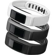 Garmin Vivofit 2 Neutral-Themed Bands, Large, 3/Pack (GRM1233600)
