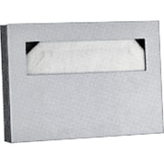 """Toilet Seat Cover Dispenser, 15 3/4"""" x 11"""" x 2"""", 2/Pack"""
