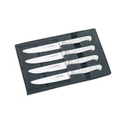 Mundial 5100 Series 5'' Steak Knife Set (Set of 4); White