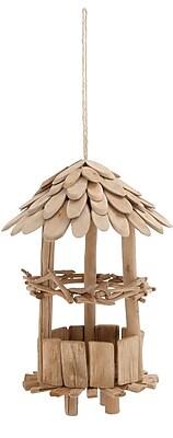 Woodland Imports Classy Decorative Bird Feeder (WYF078276930500) photo