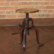 William Sheppee Mill Adjustable Height Bar Stool