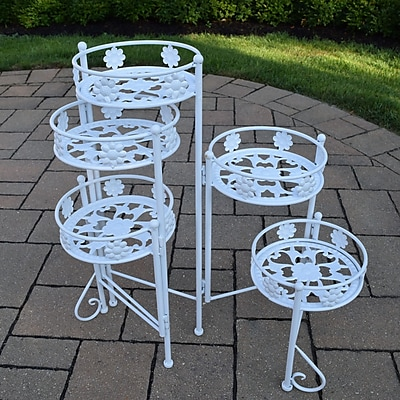Oakland Living Multi-Tiered Plant Stand WYF078278421360