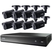 LOREX 16-Channel MPX HD 1TB DVR with 8 720p Cameras